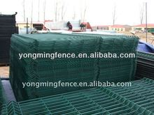 house fence netting/ cheap farm fence/ designs for steel fence