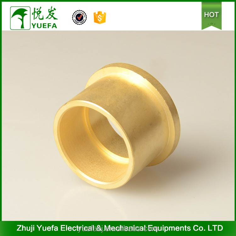 Brass Pipe Fittings Flanged Bearing