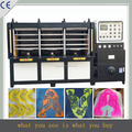 high performance and stable ! Dongguan kpu shoes upper maker equipment, automatic shoe vamp pressing machines