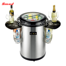 A+ Hotel Portable Vertical Party Cooler With CE/GS/EMC