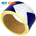 50mm*45.7m PVC Prismatic Checkered Car Reflective Tape