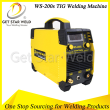 portable 200A tig welding machine WS-200S/TIG welding machine with arc function/WS-200 inverter tig welding machine