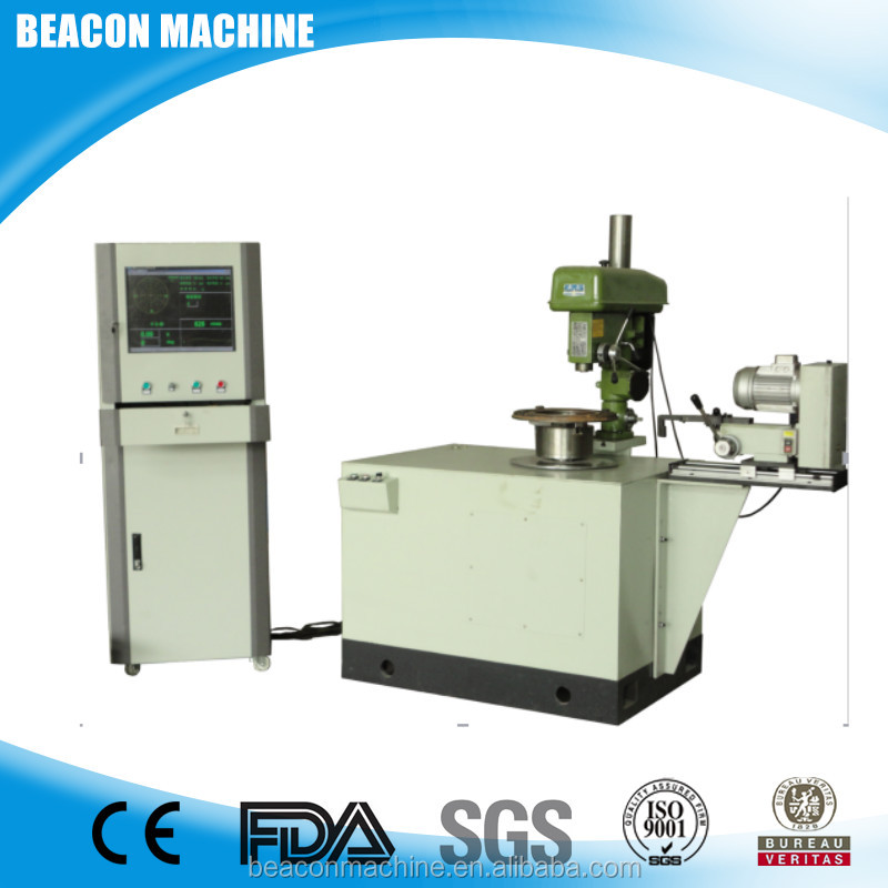 Industrial balancer HV-20 static and dynamic fan balancing machine and flywheel and blower balancing