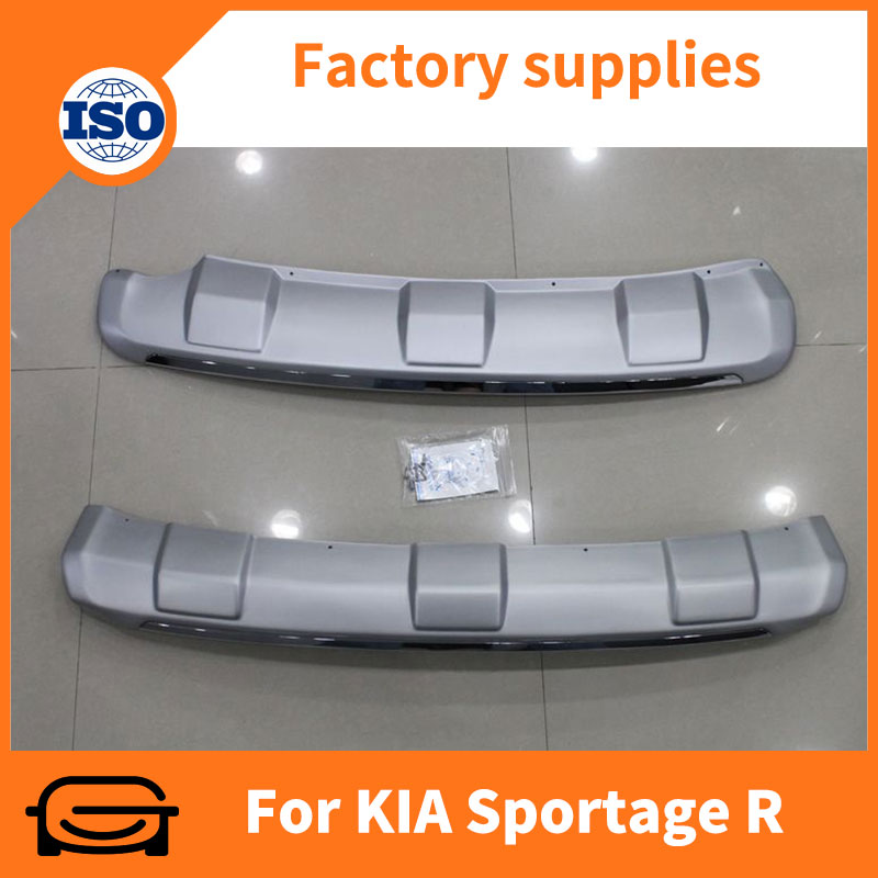 Car auto accessories original front & rear bumper guard skid plate for Sportage R 2010-2013