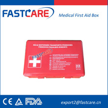 Vehicles&Car Accident First Aid Kit Box Din13164 CE FDA