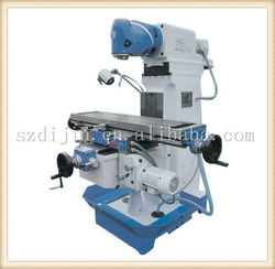 milling machine tool for metal