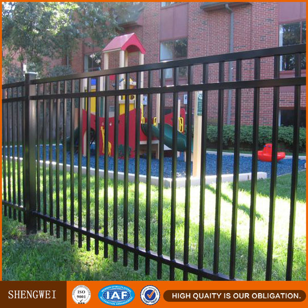Portable dog decorative steel fence netting