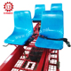 4 Persons Park Sightseeing Pedal Rail Bike for Rental