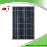 Polycrystalline silicon solar panel for sale 36 cells 18v