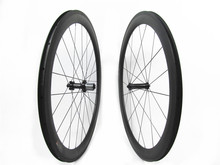 Oem carbon wheel bicycle wheels, EDCO hub (Shima&Campagy 9.10.11sp) 700c road bike clincher wheelset 50mm