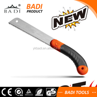 Wood, Bone & Plastic. Great for Tree Pruning, Camping, Hunting, Survival Gear fold hand saw
