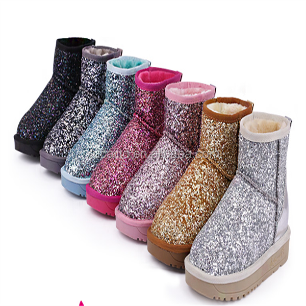 hot sell colorful high quality sequins for boots