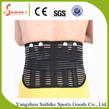 Thin shrink abdomen waist belt movement support type Velcro waist abdomen belt