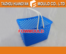 OEM custom injection Wash rice basket mold manufacturer