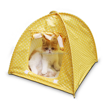 190T polyester outdoor/indoor cat play house