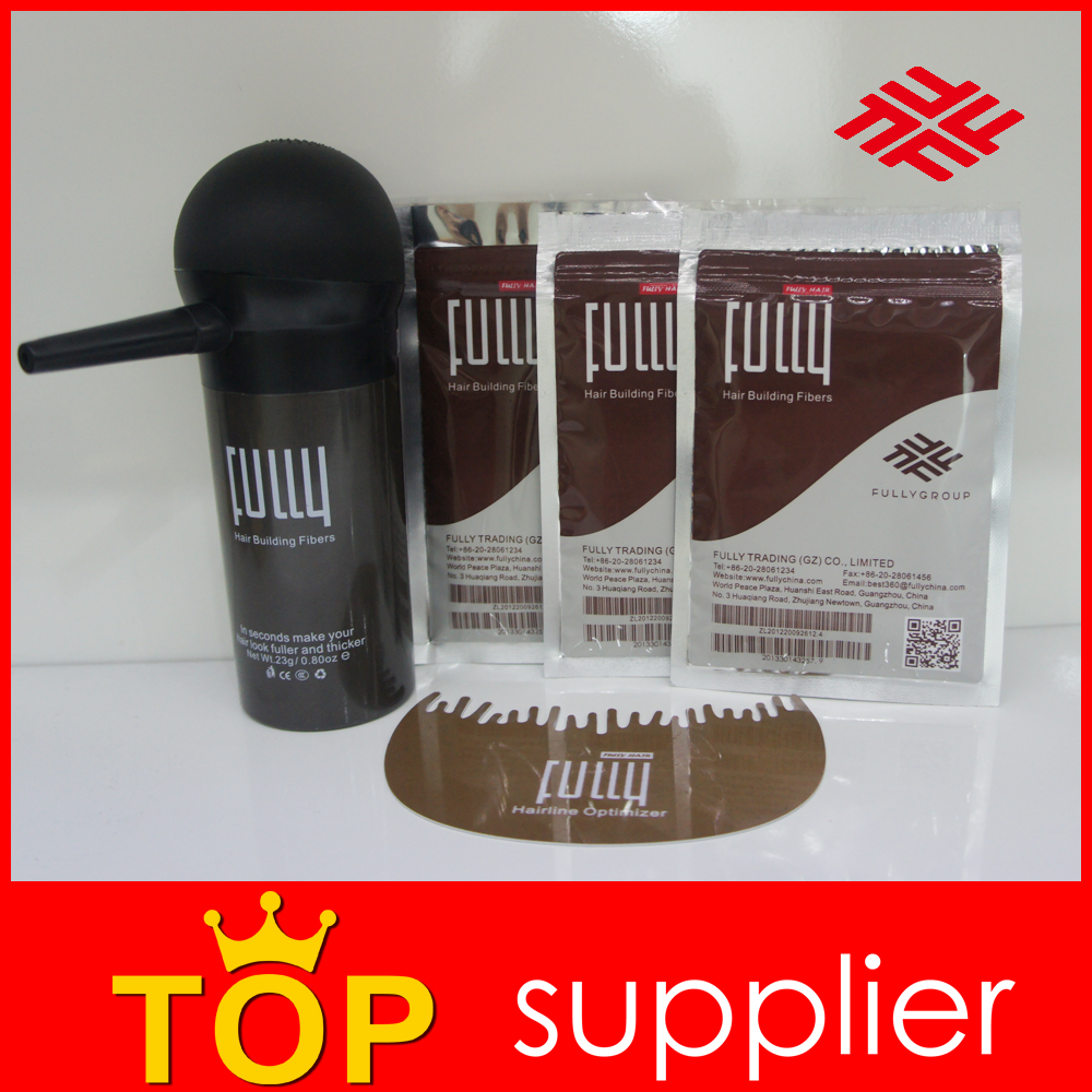 Perfect Hair Loss Solution Fully Hair Building Fibers for Sale