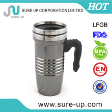 Classic double wall stainless steel milk cup vacuum insulated s/s water cup(MSUW)