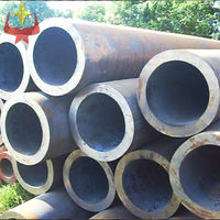 ST37 ST45 ST52 Sch 80 Hot Rolling Carbon Steel Seamless Pipe