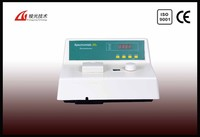 S23A visible spectrophotometer measuring equipment