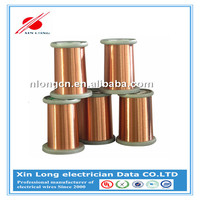 Good Solderable UEW Copper Wire 26 Gauge Enameled Electrical Copper Wire