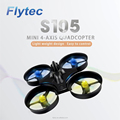 Flytec S105 RC Mini Dron Flying Rc Helicopter Toys Remote Control Pocket RC Drone RTF Quadcopter VS JJRC H36 NH 010
