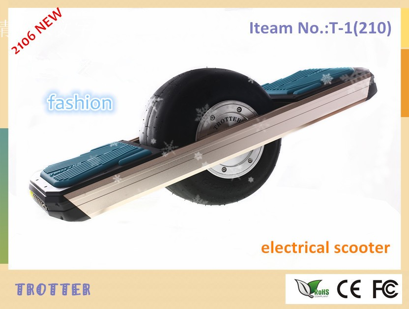 18-25km range one wheel electric scooter