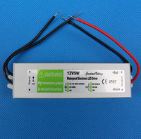 China supplier 12v 5w Waterproof Led Power Supply, 12v Waterproof led driver with 2 years warranty