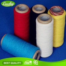 Cnlucky factory recycled Ne8s/1 Ne8s/2 cotton polyester Blended hammock yarn for South America