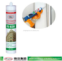 High performance 310ml transparent two components silicone sealant with good offer