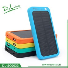 Wholesale Solar Cellphone Charger 4000mAh Solar Mobile Phone Charger for Mobile Phones