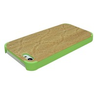 Manufacturer Price Protective Phone Cover For Apple iphone 5C Bamboo Phone Case Wholesale