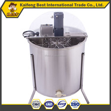 Electric stainless steel Honey Extracting Machine/6 frames honey extractor