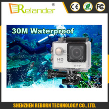 Wholesales TOP SALES WATERPROOF CAMCORDER w9 high quality hd 1080p drsport action camera 1080P MINI WIFI ACTION CAM