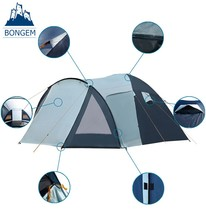 Large comfortable waterproof luxury camping sound proof tent for sale