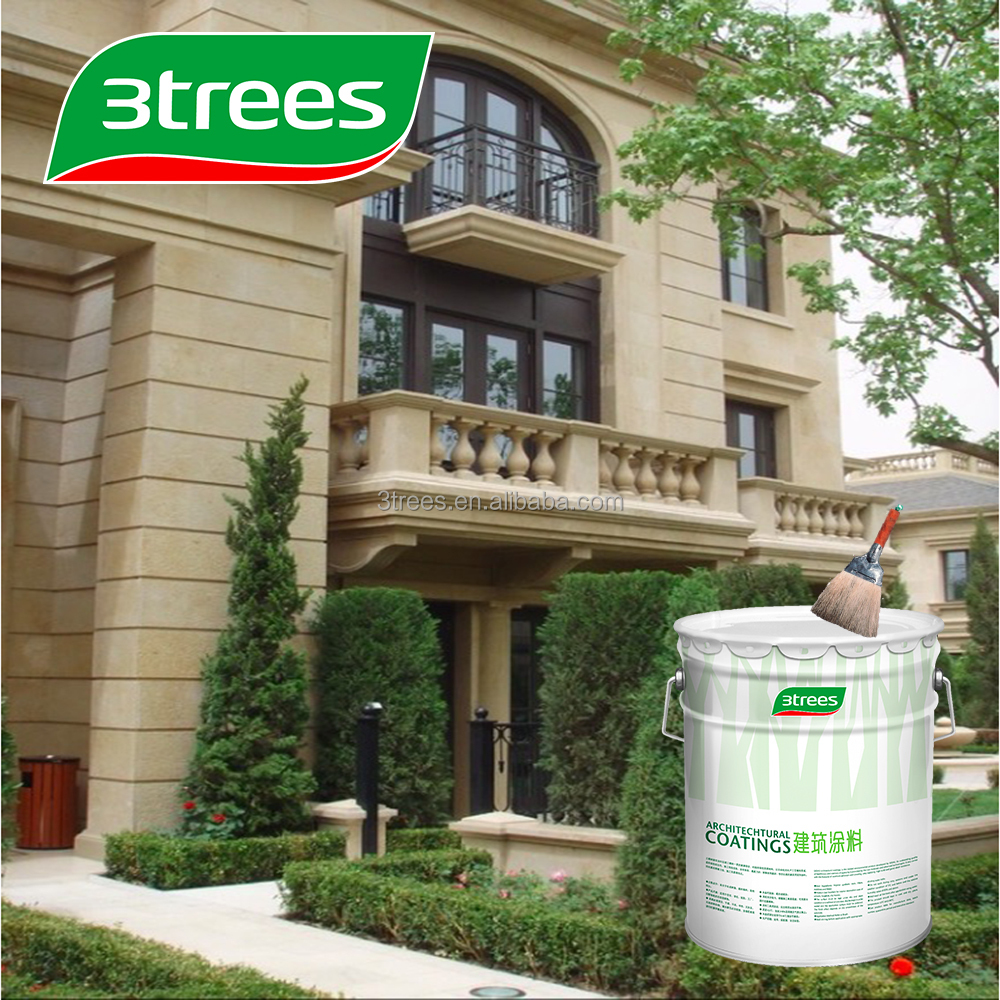 3TREES Anti-Alkali Water-based exterior wall paint primer