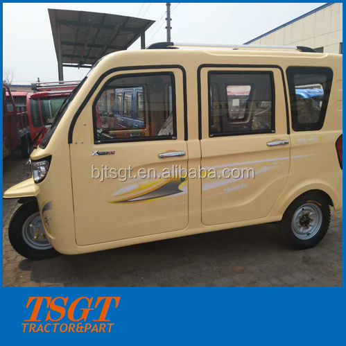 250cc gasoline taxi tricycle for passengers use long body for large space top quality cheap price factory supply