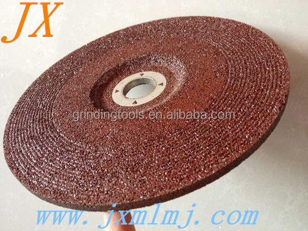 Different kinds of resin aluminum oxide grinding wheel and cutting wheels for sharpening metal from abrasives manufacturer