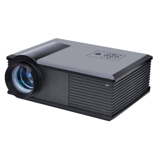 2017 Best selling PH580 Mini Projector 3200 Lumens LED 1280x800 SVGA Multimedia Video Projector
