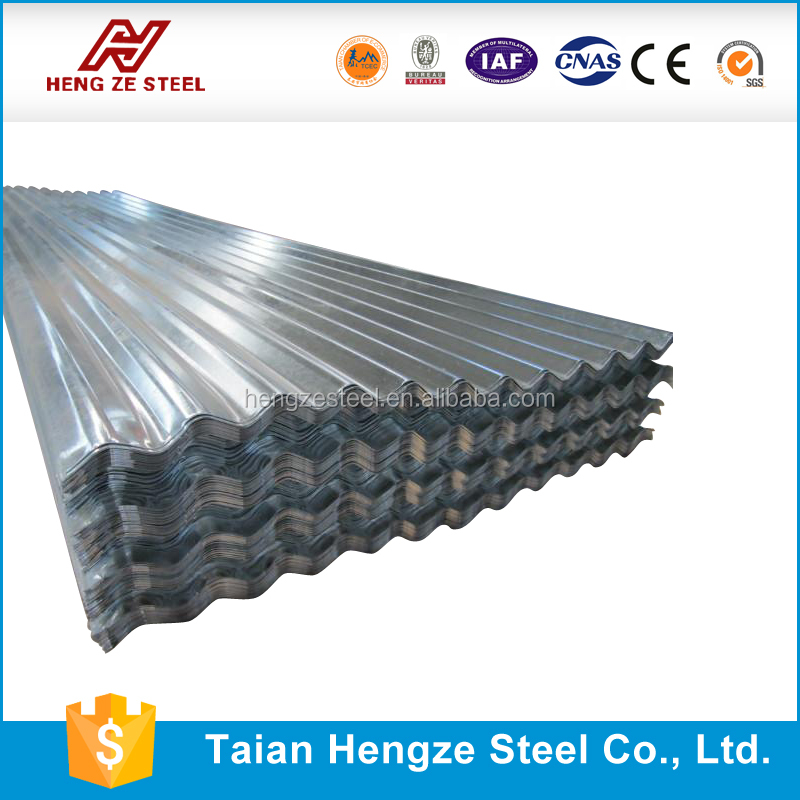 Floor Decking Sheet / Prepainted Galvanized Corrugated Steel Roofing