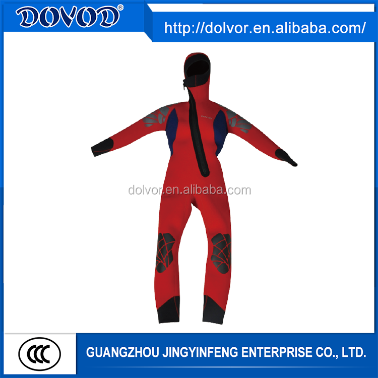 Full body diving neoprene 5mm wetsuits adult spring wetsuit