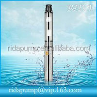 Cryogenic Liquid LNG/Nitrogen/Argon Submersible Pump for Gas Cylinder Filling Station