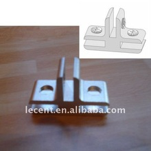 3 way Glass Panel Connector for Glass Cube System