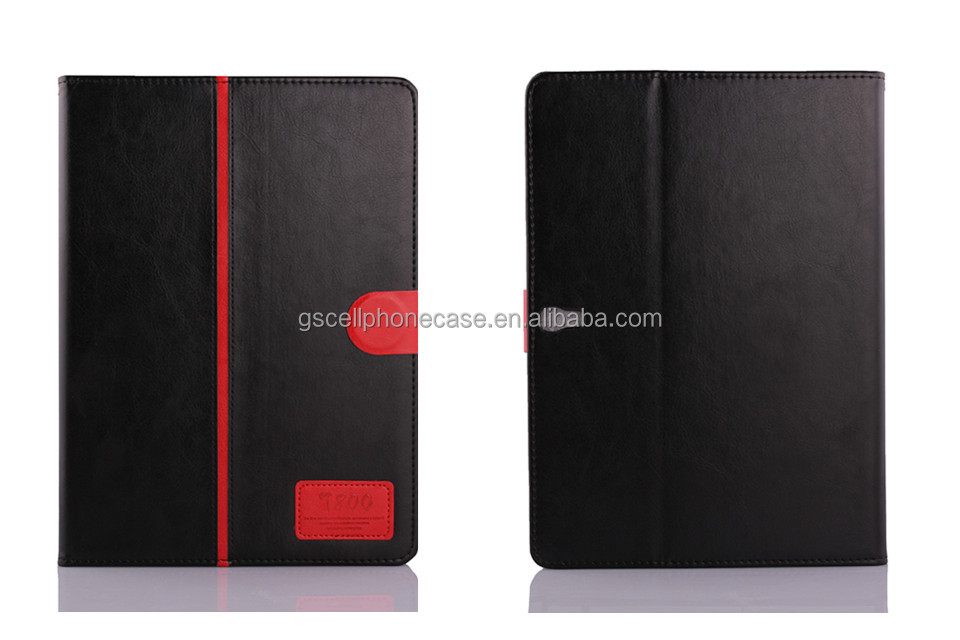 High Quality Luxury Wallet pu Leather Case For Ipad mini