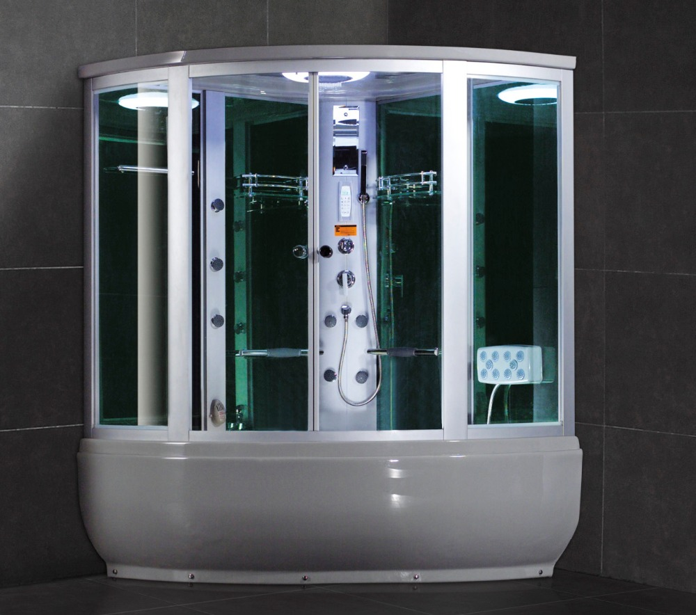 hot sale Sunrans CE approval luxury for Hotel Classic Steam Shower Room with High Quality