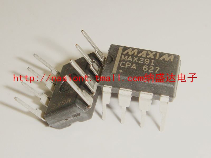 new and the original Eight MAX291CPA order low pass filter MAX291 DIP8-NSDQW3