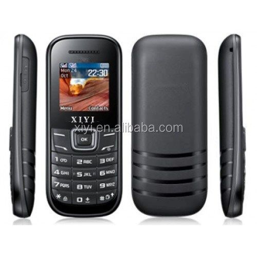 Made in Korea Mobile Phone CDMA GSM Dual Sim Big Speaker Mobile Phone 1202