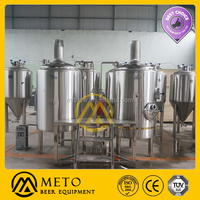 800l Small Beer Factory Machine Small