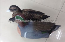 Singrun Inflatable Green-winged Teal Duck Decoy for Hunting Eurasian Teal Common Teal