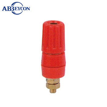 BP23 Good quality Amplifier terminal Binding Post Red JS-101 red binding post