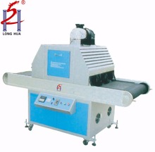 Auto UV Spot Varnish Coating Machine Screen Printing Usage Plastic, Glass, Leather UV Offset Curing Machine UV Drying Tunnel